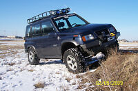 2 Coil Lift Kit 98/older Suzuki Sidekick Geo Tracker