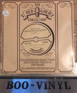 Barry-Azul-bailando-034-en-una-noche-de-sabado-Escuela-Amor-7-034-Vinilo-oro-viejo-ex