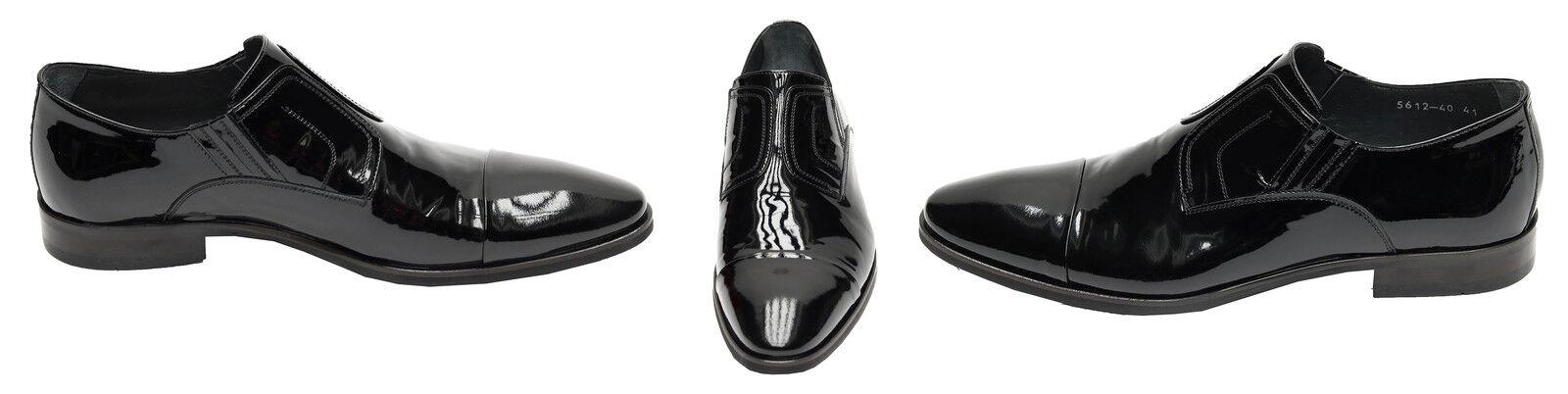 Billig gute Qualität Echtleder Herren Herren Herren Schuhe Muga*5612*Gr.39 Schwarz 5da82b