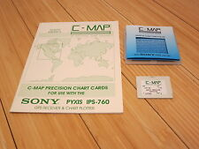 C-MAP Nautical Chart Card Sony Pyxis IPS-760 North America Overview 1-94 407328