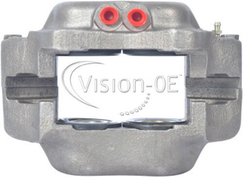 Disc Brake Caliper-Caliper with Installation Hardware Front Left Vision OE Reman