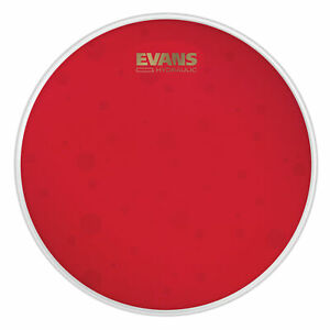 Evans-Hydraulic-Red-Coated-Snare-Batter-14-inch