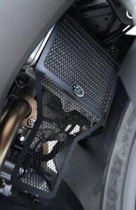 Yamaha-YZF-R125-2015-R-amp-G-Racing-Radiator-Guard-Long-RAD0174TI-Titanium