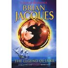 The Legend of Luke by Brian Jacques (Paperback, 2014)