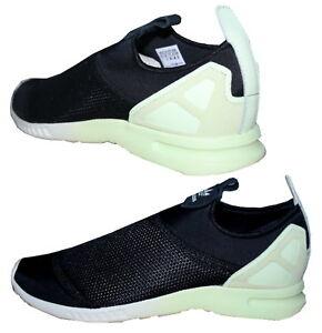Adidas donna Zx gr Slip Adv Scarpe nero 40 Smooth Sneaker da On Flux wwq4r8