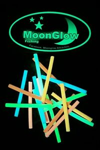 Moonglow Silicone Luminous Attractors glow in the dark x3 packs soft beads