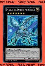 Dynastibus Insecte Numérique SHVI-FR056 Carte YuGiOh Super Rare neuve Yu-Gi-Oh!
