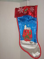 Peanuts Snoopy Christmas Holiday Stocking Lenticular Image 18