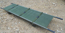 Army Folding Aluminium Stretcher Ambulance Emergency Search & Rescue Camp Bed