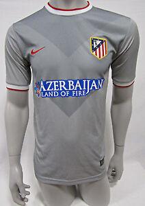 Camiseta-Original-Atletico-de-Madrid-Nike-2014-15-Jersey-Talla-L-Usada