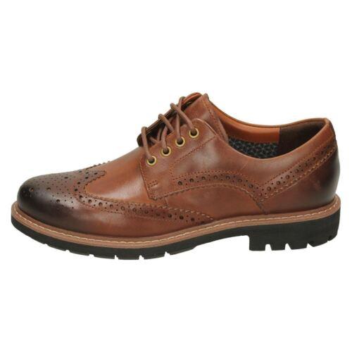 Clarks Elegante Batcombe Wing ' Zapatos Hombre Oxford' rn4xqfrB