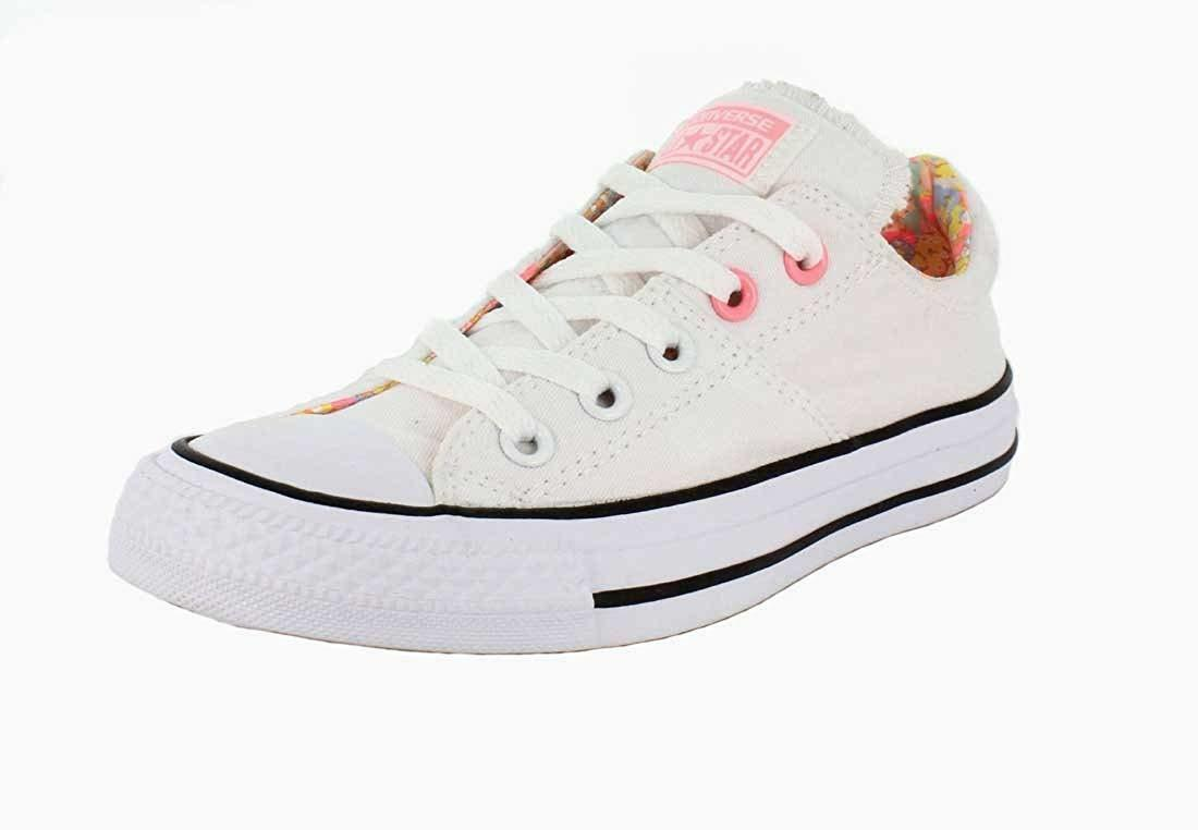 Converse Chuck Taylor All-Star Madison Oxford White/Pink Glow/Sunset Glow (WS)(5