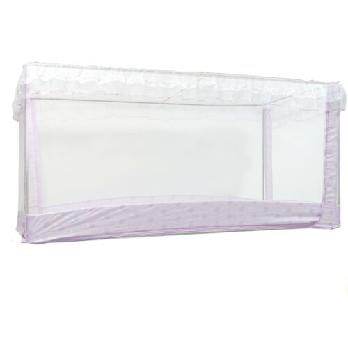 Student Dormitory Mosquito Net Bed Canopy Netting Curtain 90 x 190 x 90cm