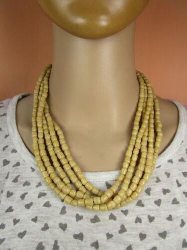 N5231 ethnique multifilaments Naga Tribal Gypsy Handmade Verre Perles Fashion India
