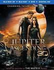 Jupiter Ascending (Blu-ray/DVD, 2015, 3-Disc Set, Includes Digital Copy 3D)
