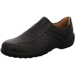 Jomos-Herren-Schuhe-Slipper-Mokassin-Halbschuh-Complus-403415-354-000-schwarz