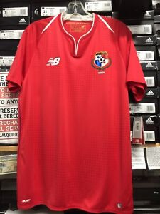 pasillo Miguel Ángel Descanso  New Balance Panama Home Jersey 2019 Size Large Only | eBay