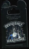Hercules Hades Devilishly Handsome Disney Pin 116710