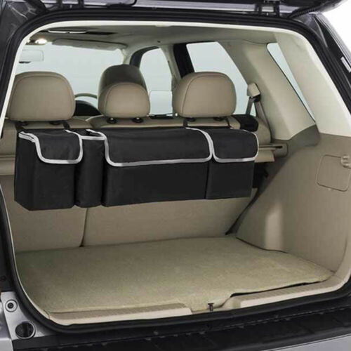 Universal Car Trunk Organizer Collapsible Folding Caddy Car Auto Storage Bin Bag