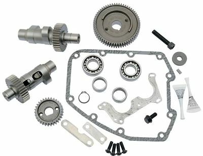 S&S 585 STANDARD GEAR DRIVE CAMSHAFT CAM KIT HARLEY 1999-2006 TWIN CAM
