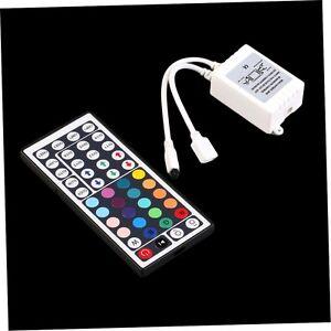 44-Key-Control-Box-IR-Remote-Controller-For-LED-RGB-5050-3528-Light-Strip-hv
