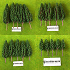 Serious-Play Poplar Trees ~ Model Railway Scenery wargaming terrain Warhammer