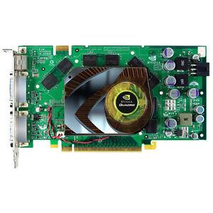 Nvidia Quadro FX 3500 PCIe x16 256MB DDR3 Dual DVI Video Graphics