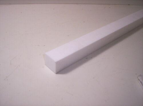 Polytetrafluorethylen PTFE 6917 diverse Vierkante weiß Teflon