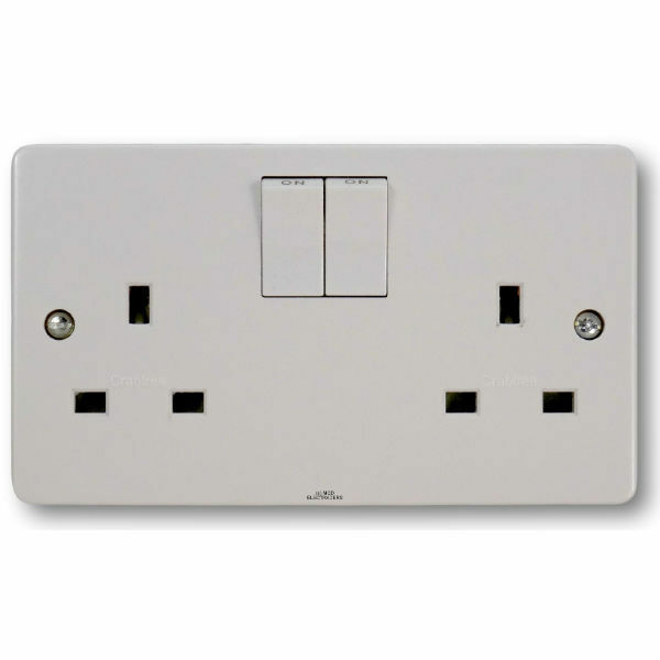 crabtree 2167 ceiling shower switch 50a dp swich ebay