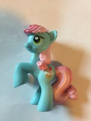 "My Little Pony Blind Bag Wave 1 Sugar Grape #7 LOOSE Mini 2/"" Figure 2010 RARE"