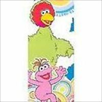 Sesame Street Plaza Sesamo Plastic Table Cover Spanish Birthday Party Supplies