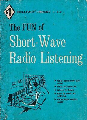 The Radio Antenna Handbook CD Vintage Radio Antenna Book