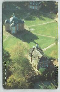 O-1559-09-95-Schloss-Clemenswerth-Cl-August-500-Ex-aus-Burgen-Brief-6