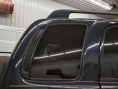 Fit Tracker Vitara Grand Vitara Passenger Right Side Rear Quarter Glass Window