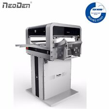 Affordable Smd Pick And Place Machine Neoden4 Vision System 45 Feeders Bga 0201