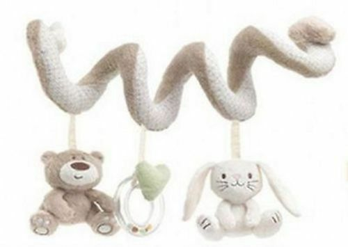 Sozzy Activity Spiral Boys /& Girls Toys and Travel Accessories Animals
