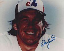 Gary Carter signed Montreal Expos 8x10 Photo - Guaranteed to pass PSA
