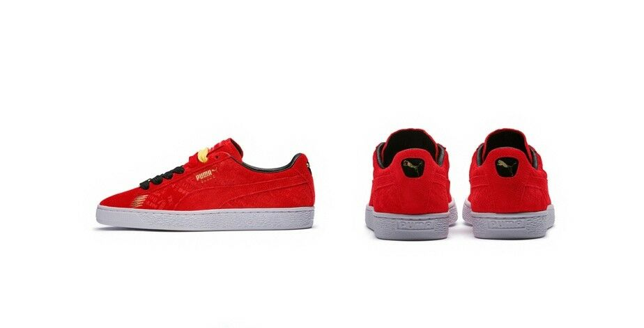 PUMA SELECT SUEDE CLASSIC 50th limited edition BERILN