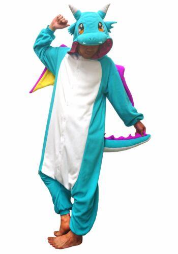 SAZAC Dragon Kigurumi Adult Costume from USA