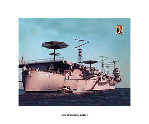 USS-ANNAPOLIS-AGMR-1-US-Naval-Ship-USN-Navy-Photo-Print