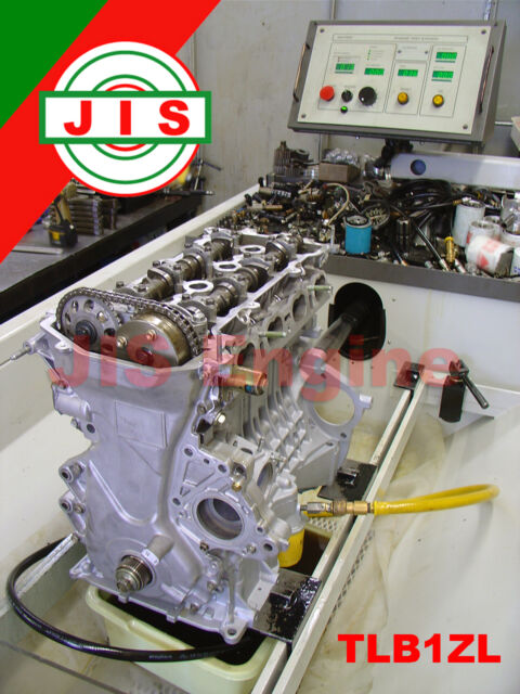 Toyota 00-08 Corolla Celica GT 1zzfe 1 8l Engine Long Block TLB1ZL