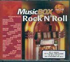 COFFRET 4 CD 80 TITRES--ROCK 'N ROLL--HALEY/BERRY/LEE LEWIS/VINCENT/CASH...