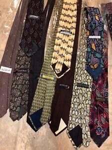 Men's Neckties DESIGNER TIES *LOT OF 20 Ties ~~ NEW | eBay