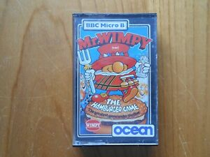 Mr-Wimpy-by-Ocean-Software-for-the-BBC-Micro-Model-B