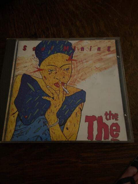 The The - Soul Mining (CD Album 1990)