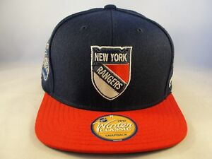 Image is loading New-York-Rangers-NHL-Reebok-Winter-Classic-Snapback- ded00986f