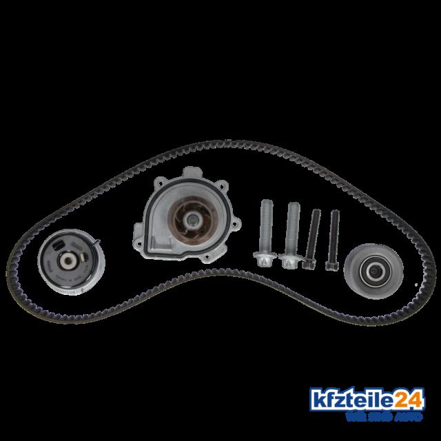 Contitech   Wasserpumpe + Zahnriemensatz (CT1077WP2) u.a. für Opel Fiat Alfa