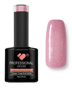 BJG-008-VB-Line-Pink-Sky-Metallic-UV-LED-soak-off-gel-nail-polish