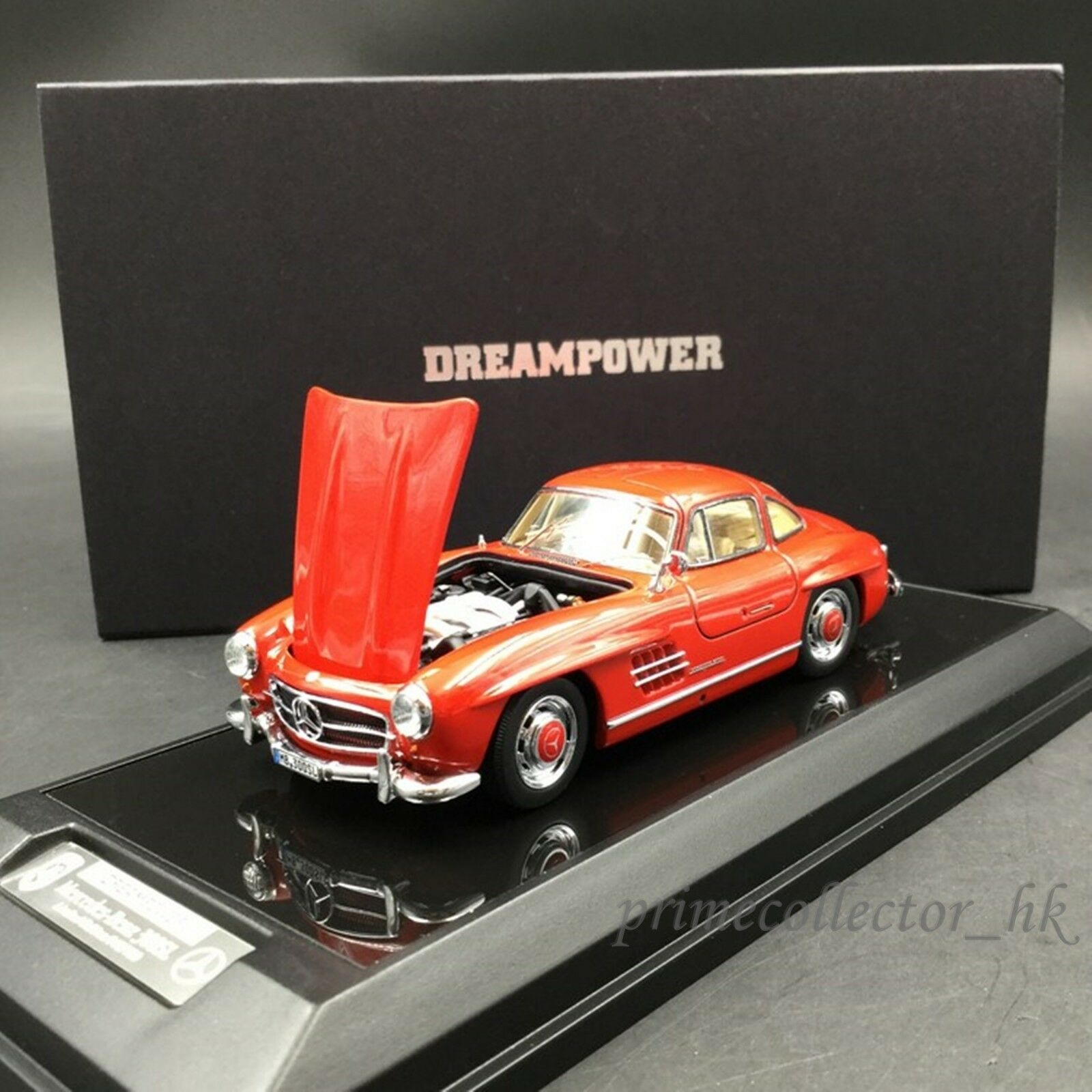 DreamPower 1 43 Mercedes 300SL F-SL-01RE