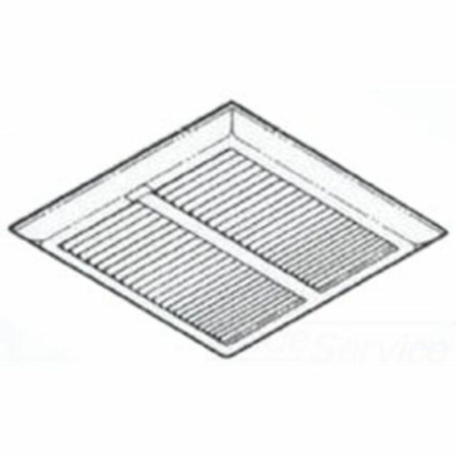 Broan S97011308 Metal Grille for Models 670 675 676 684 688 689 2684F 663 684NT